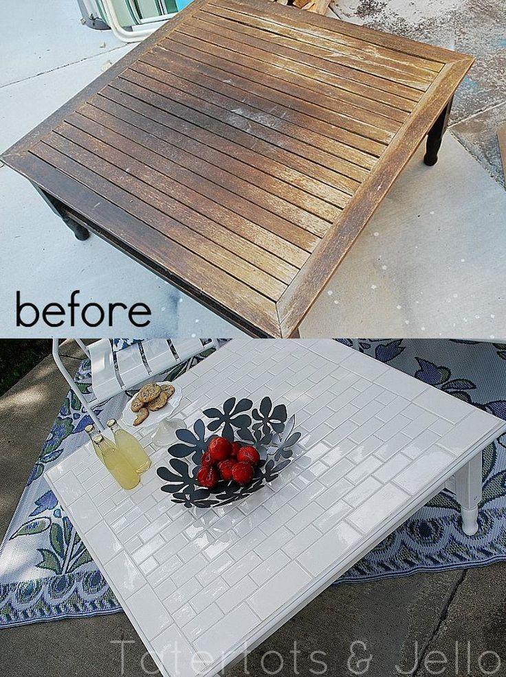 33 Easy and Cool Backyard Furniture DIYs