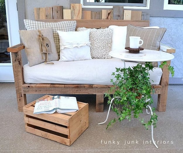 This Cozy Bench