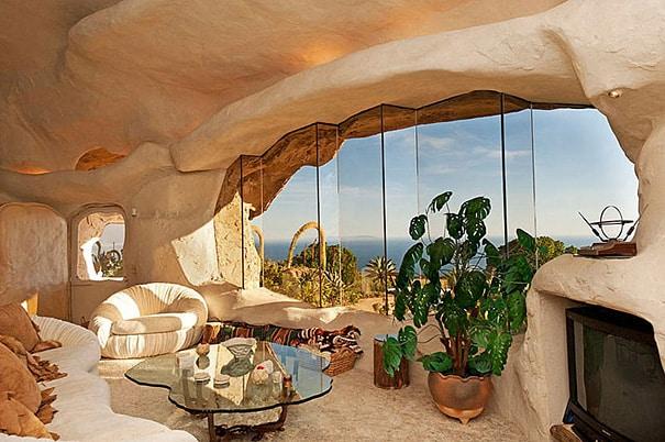 The Flintstones Inspired Home