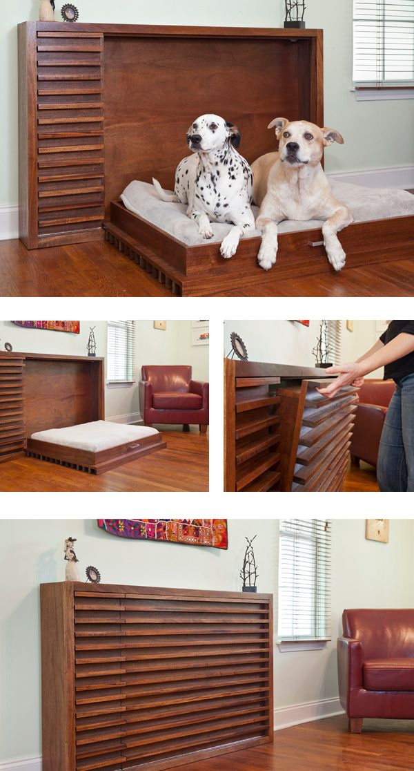 30 Clever Furniture Design Ideas For Pets Designbump
