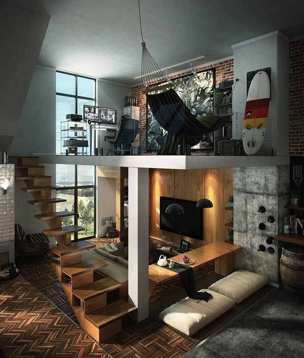 37 cool small apartment design ideas designbump rh designbump com cool small apartment ideas cool college apartment ideas