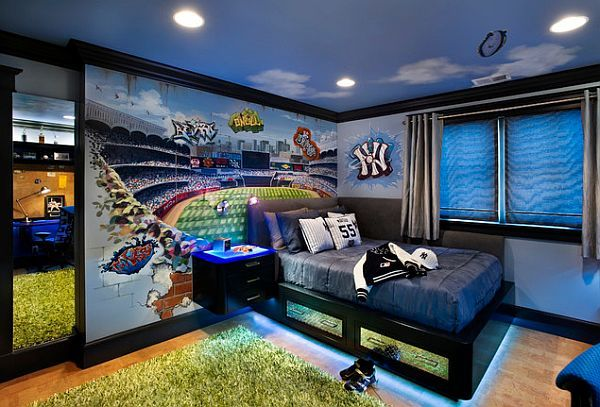 teenage boys bedroom ideas 016