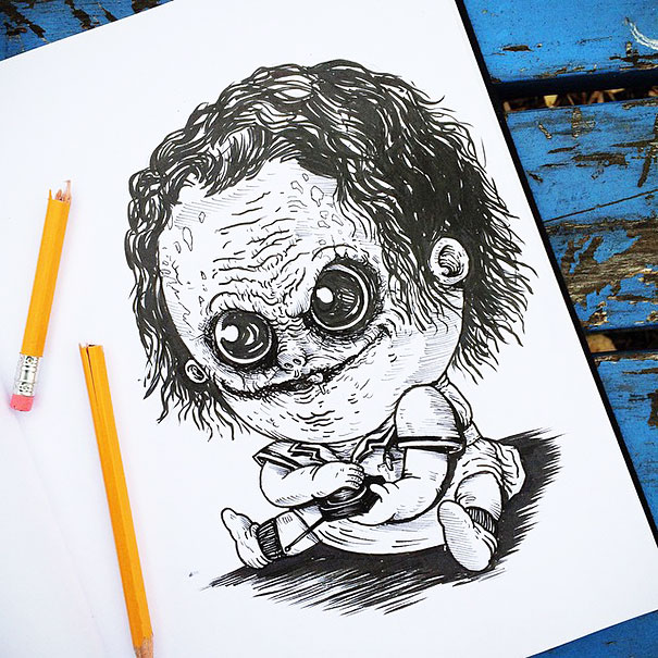 baby-terrors-iconic-horror-characters-illustrations-alex-solis-28