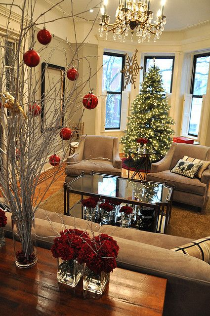 Christmas Decoration Living Room Ideas 017 Part 95