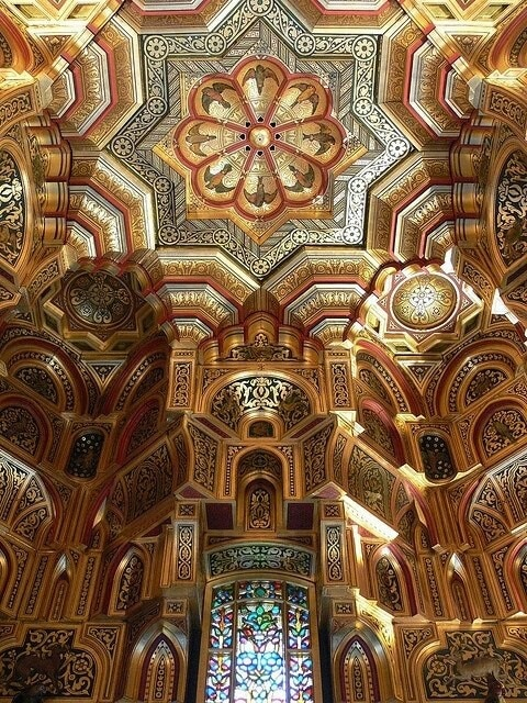 40+ Most Breathtaking Church Ceilings In The World