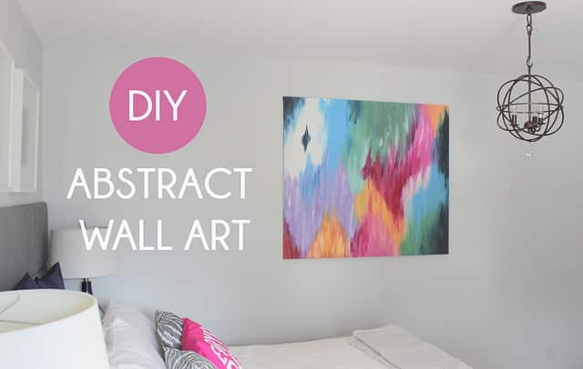 100+ Fun and Creative DIY Wall Art Ideas
