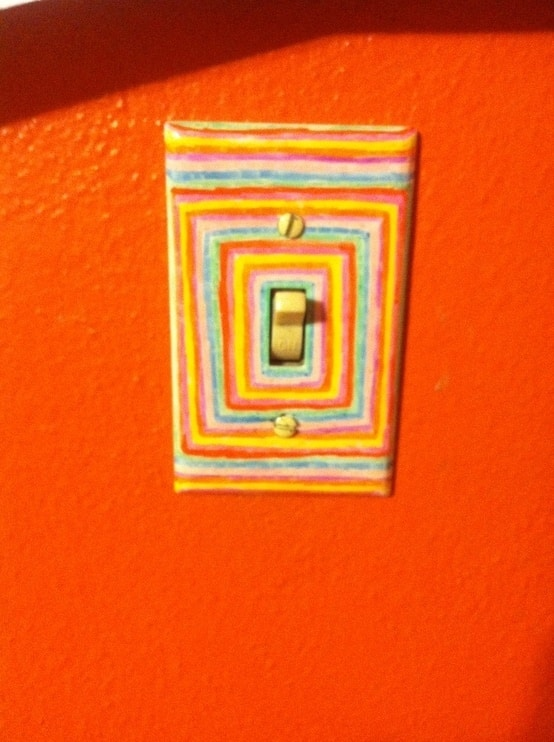 32. Light Switch Cover