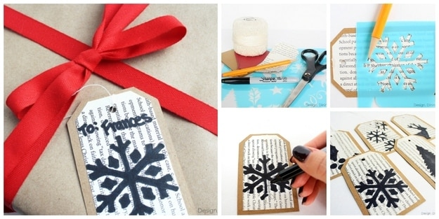 4. Gift Tags