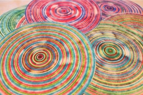 10. Spin Art