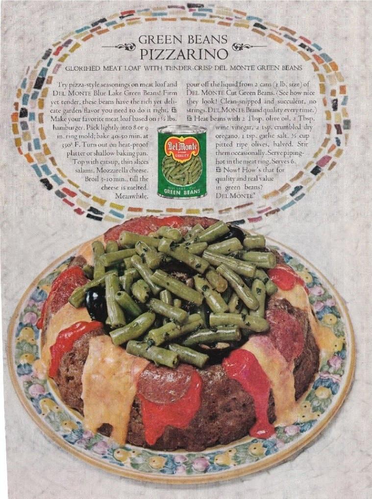 29 disgusting vintage food advertisements