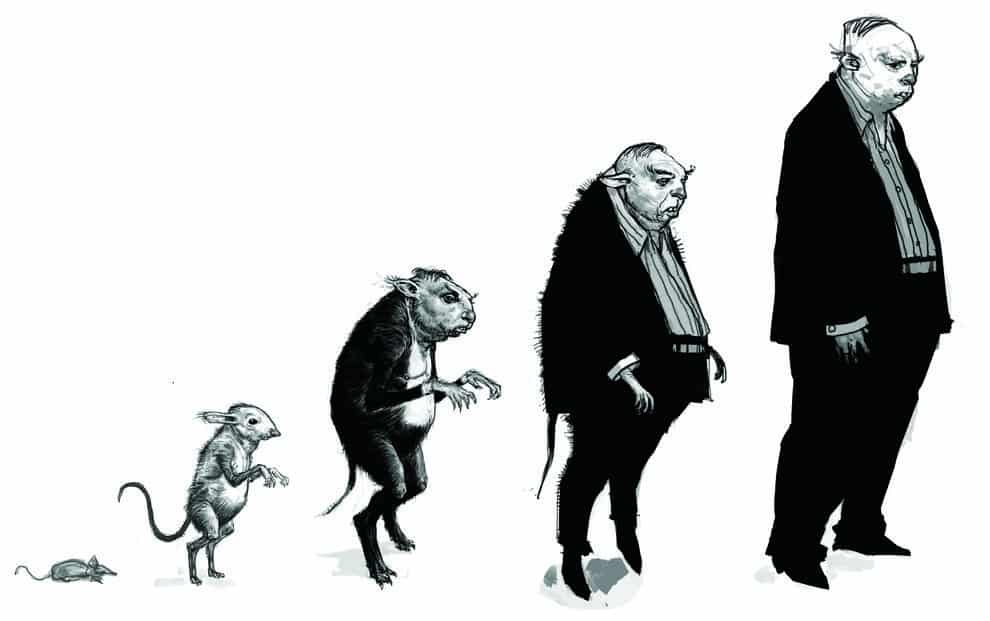 14 of The Original Harry Potter Concept Artworks are Terrifying