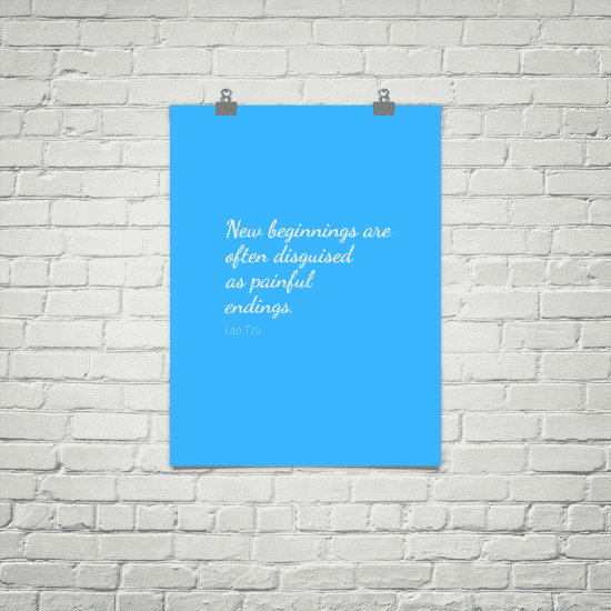 15 Inspirational Posters to Motivate Your Life