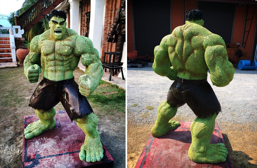scrap-metal-sculptures-hulk-ban-hun-lek-2