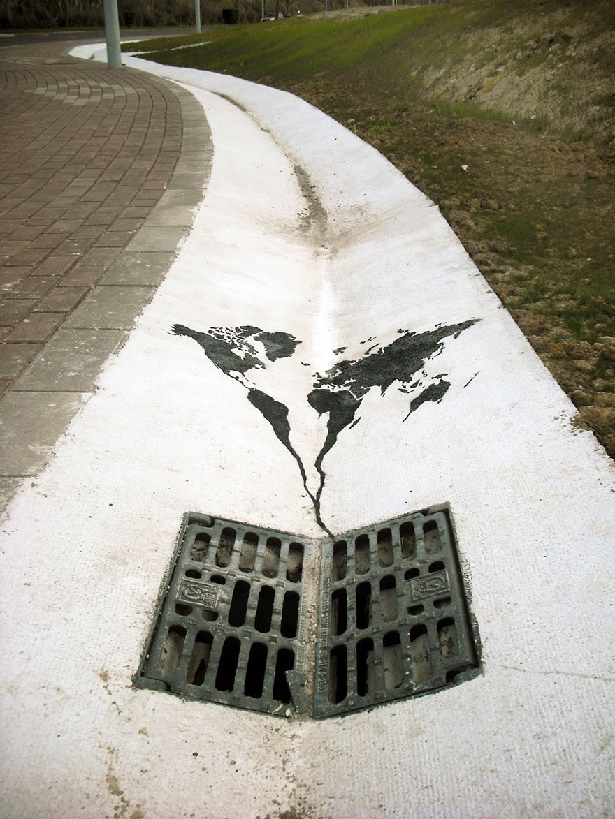 26 Poetic Street Art Found Around European Cities