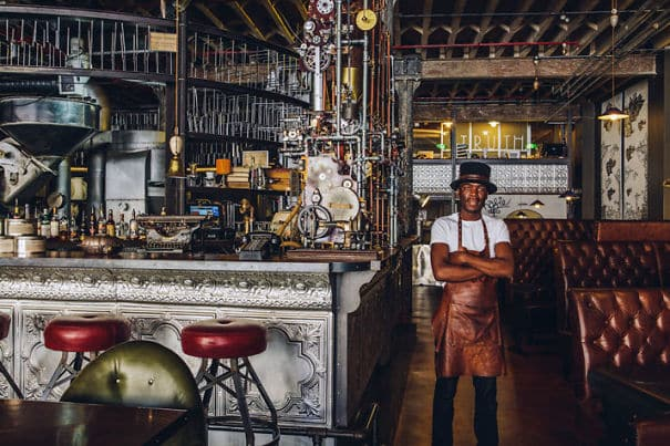 9 Images of Steampunk Cafe In Cape Town