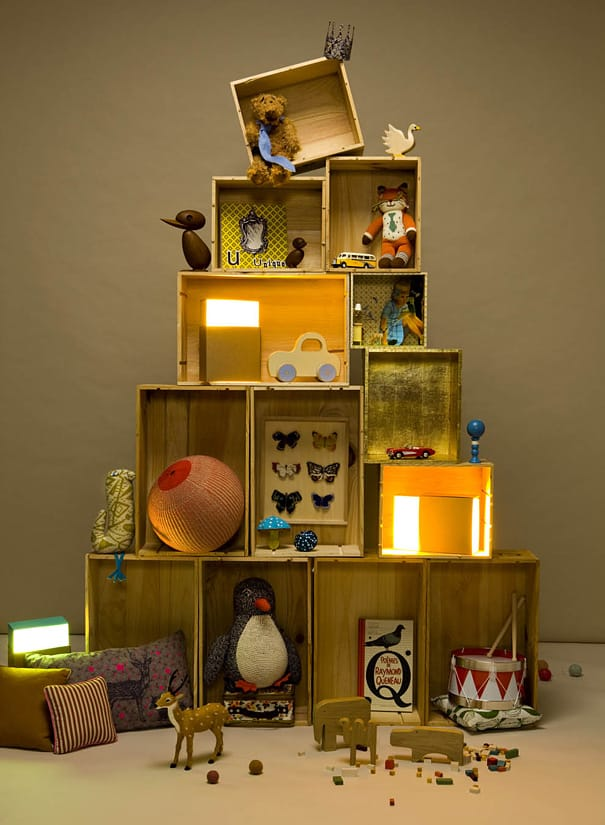 40 Creative DIY Christmas Tree Ideas DesignBump
