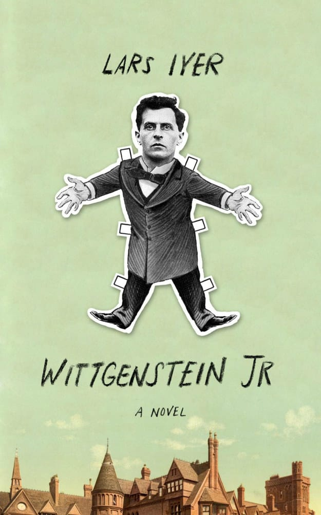 Wittgenstein Jr by Lars Iyer