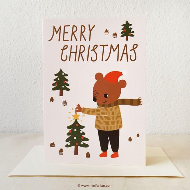 Twinkle Bear Christmas