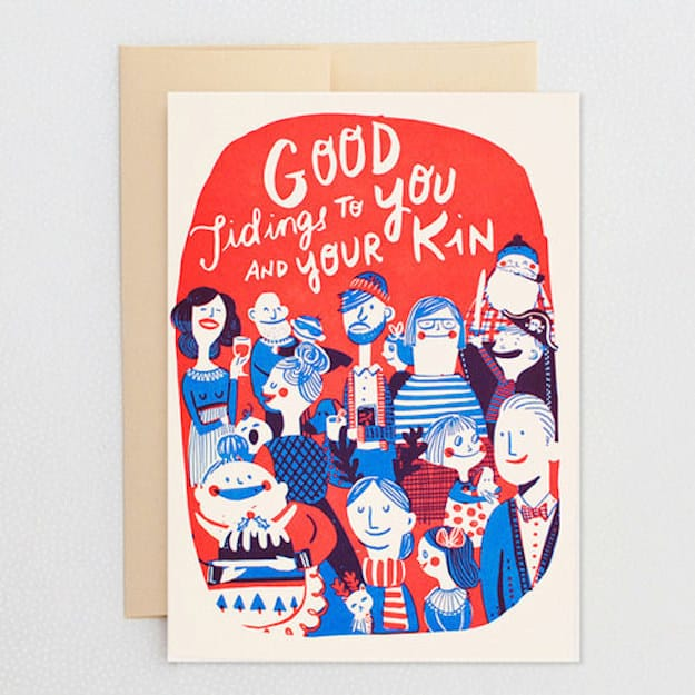 Good Tidings to You and Your Kin