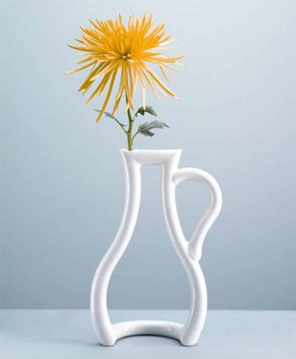 22 Creative and Weird Vase Designs -DesignBump