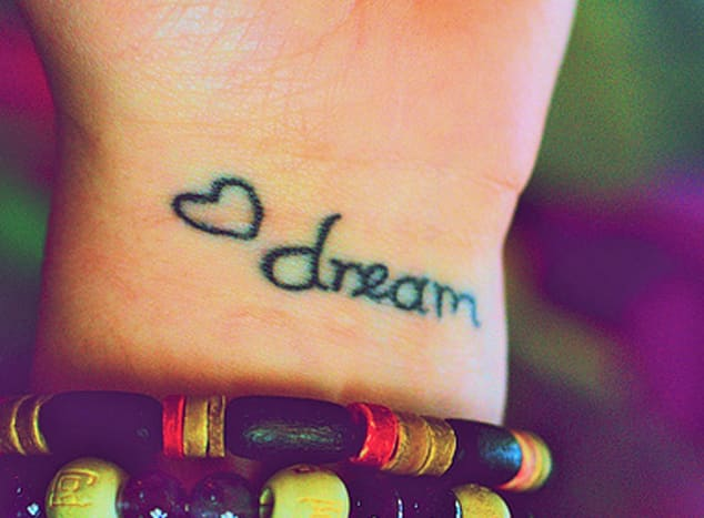 dream 43 Inspiring Wrist Tattoos and Graphics