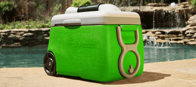 Icybreeze — Portable Air Conditioner And Cooler