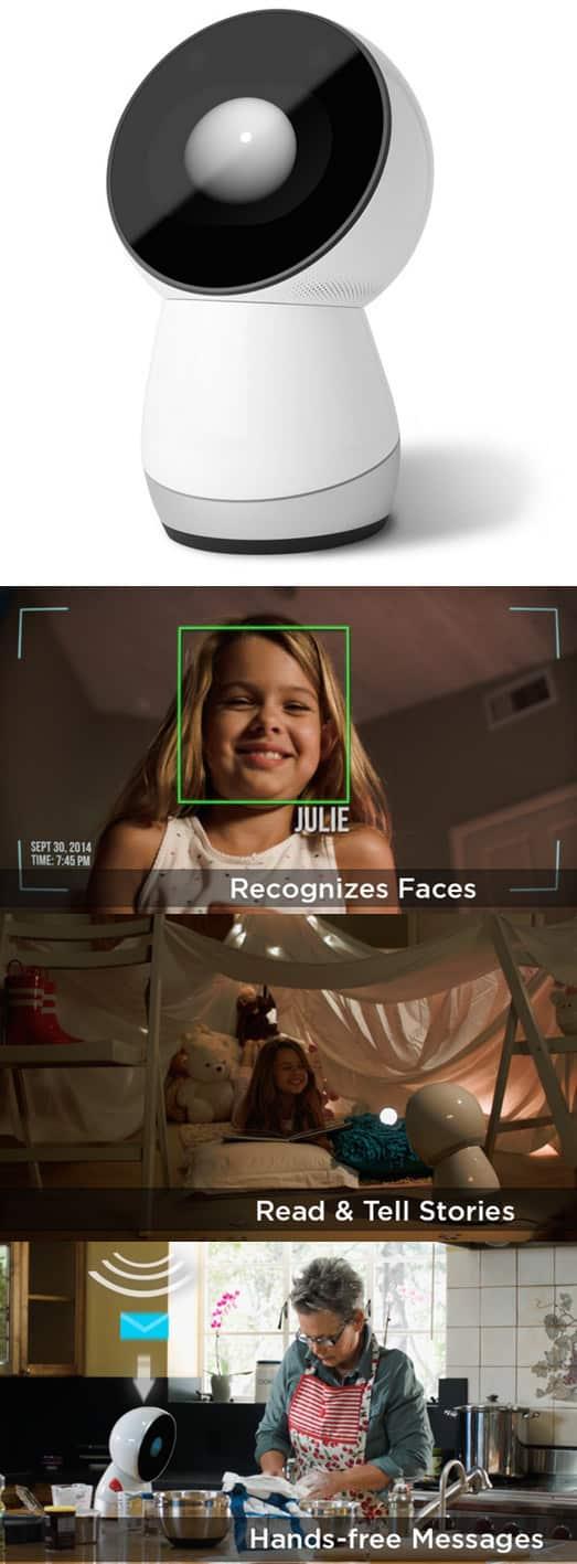 JIBO — The Family Robot