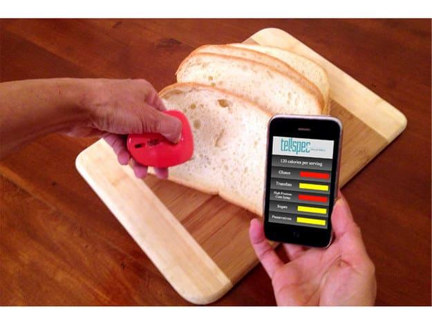 TellSpec — Food Scanning System