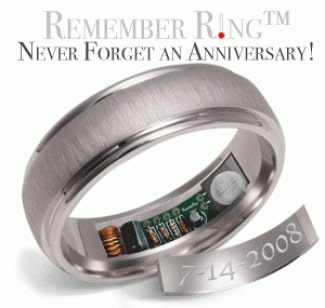 Remember Rings, $760