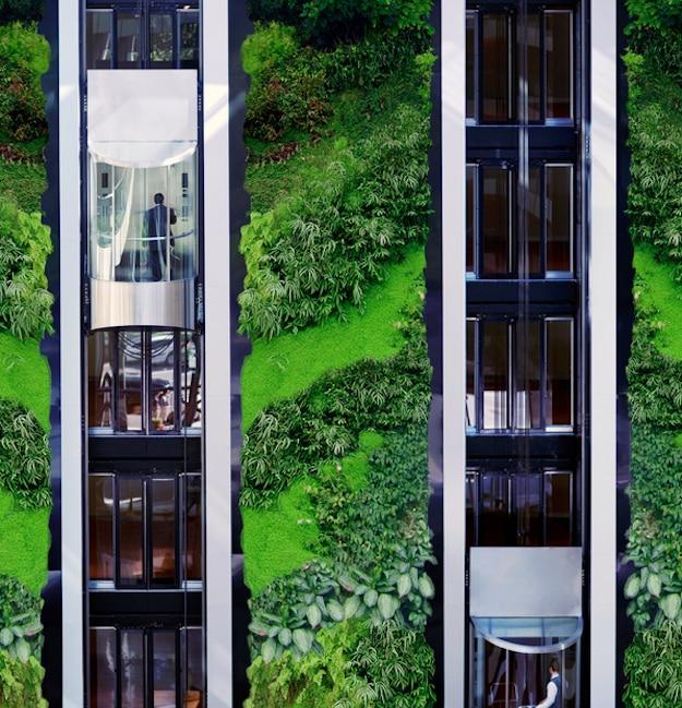 Ascending Hotel Horticulture