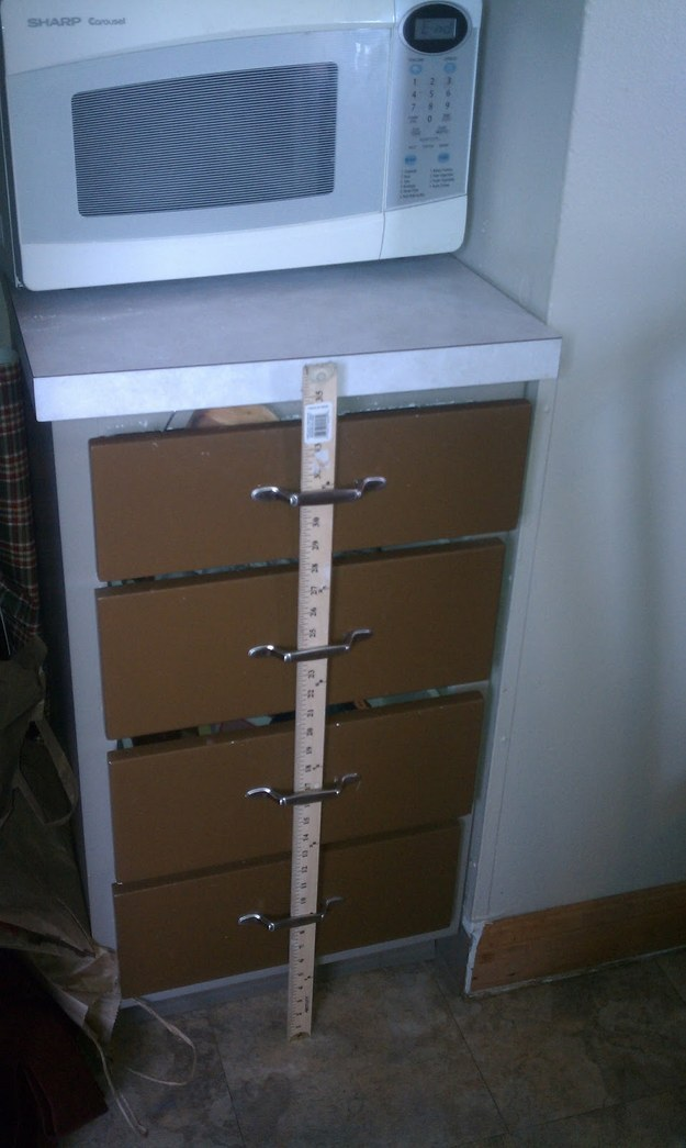 Baby proof your drawers with the least effort possible.