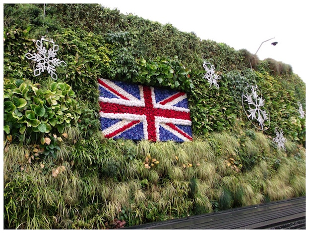 Living Wall at Westfield Shopping Centre