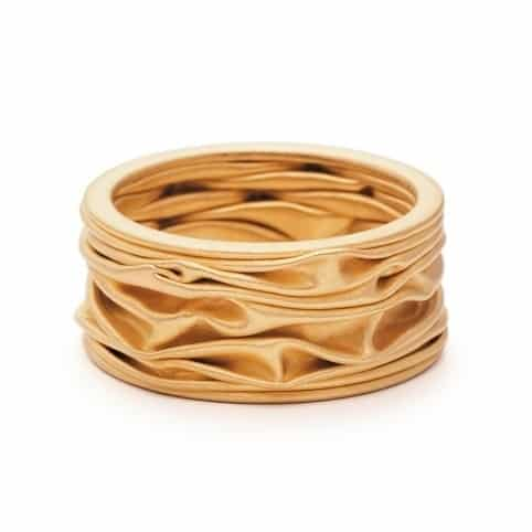 Stuart Moore Fabric-Look Ring, $3445