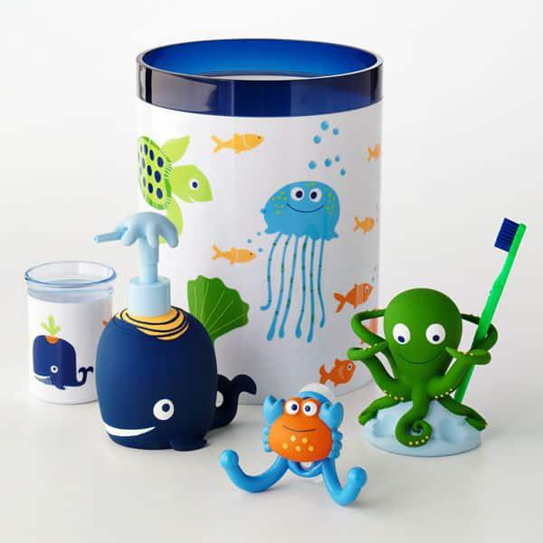 Cute Bathroom Accessories Sets.40 Totally Cute Bathroom Accessories For Kids Designbump