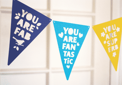 DIY bunting cutouts 30 fabulous free printables {for the home}
