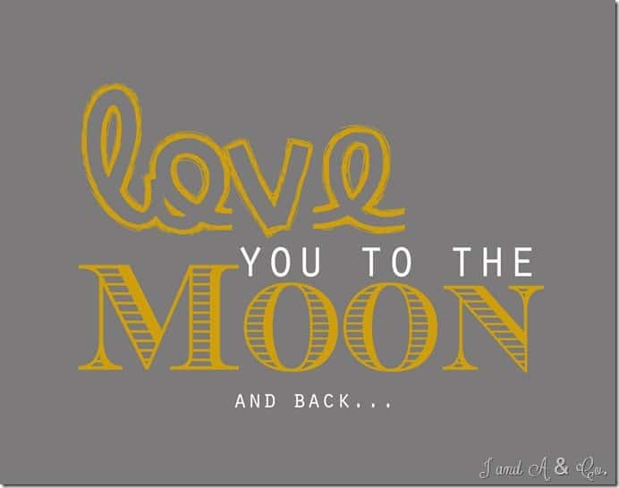 Moon and back copy thumb9 thumb 30 fabulous free printables {for the home}
