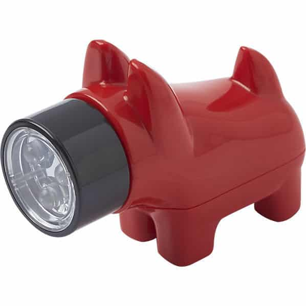 """After dark, after schmark! Get the dog flashlight and let's go! Arrrrrooooooo!"""