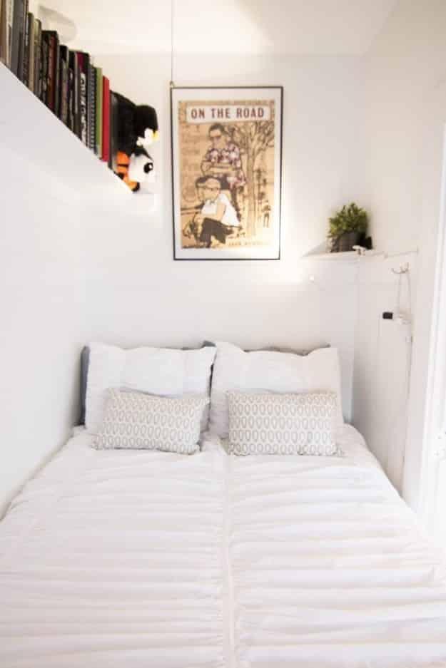 Create a sleeping nook.