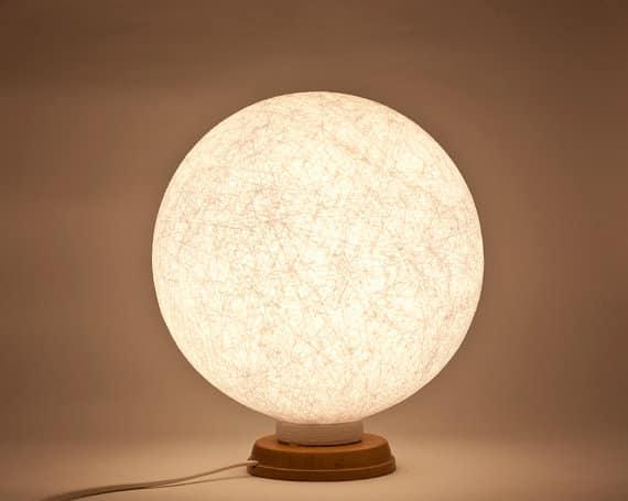 Soft Orb Light