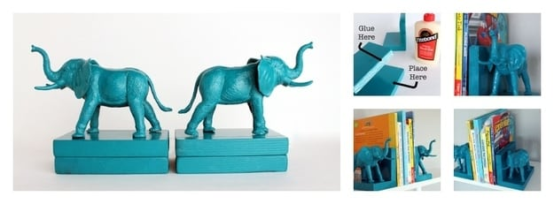 Plastic Elephants