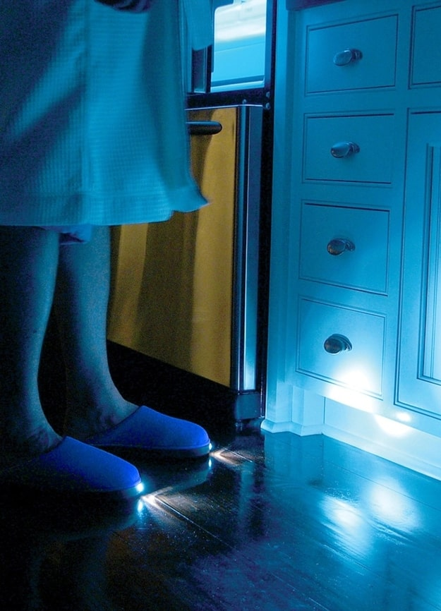 Night Light Slippers