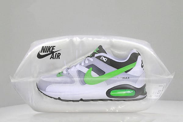 "An apt ""shoebox"" for Nike Airs."