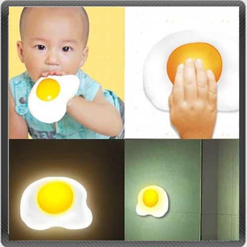The Fried Egg Night Light