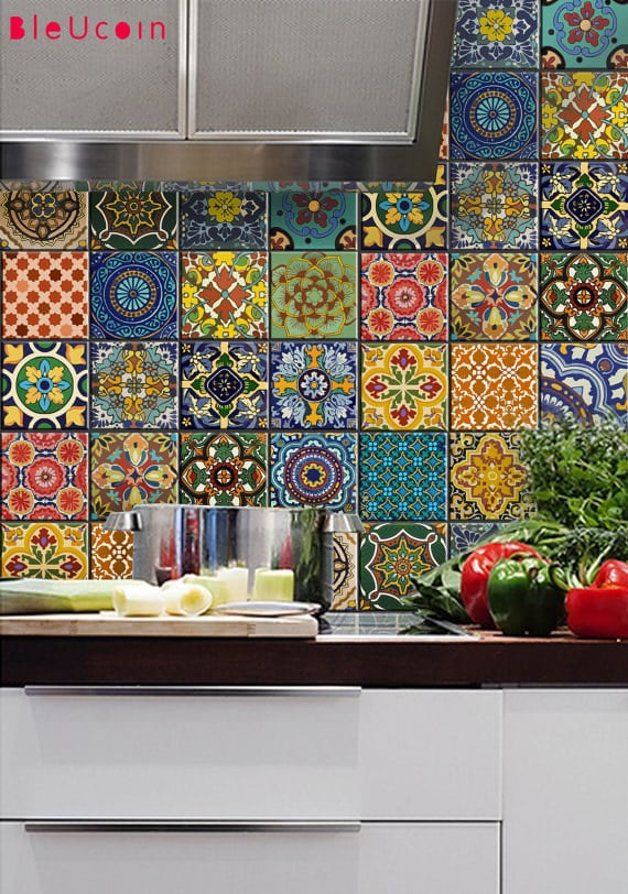 Try mis-matched tile.