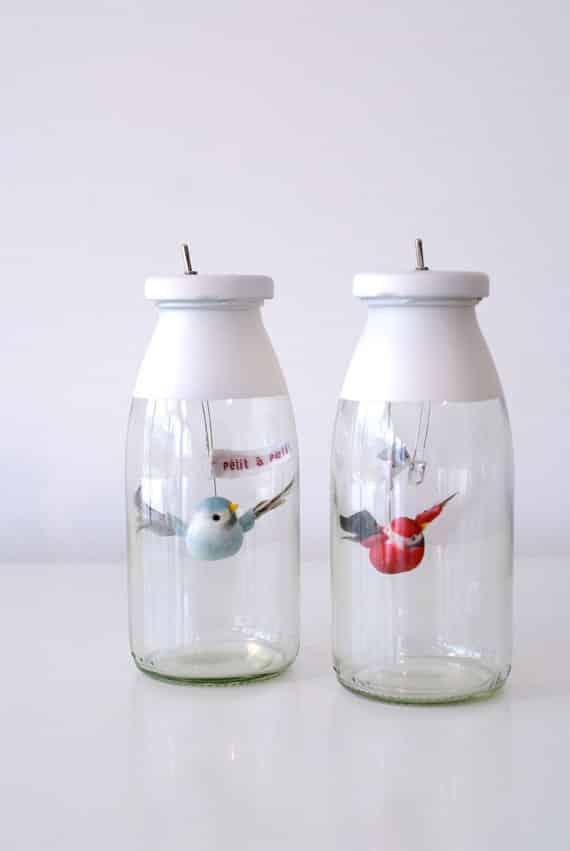 Bird in a Jar Nightlights