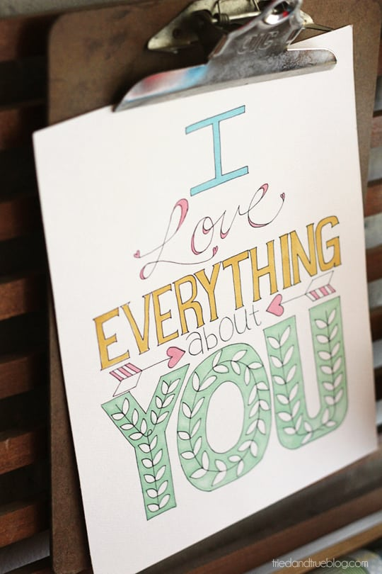 iloveeverything04sm 30 fabulous free printables {for the home}