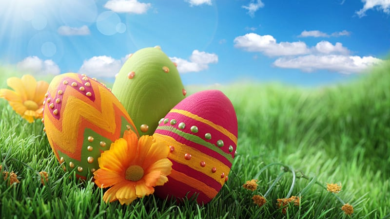 Cool Easter Facts 2017