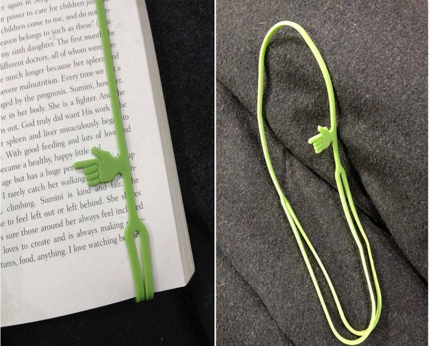 This bookmark will save your page and line.