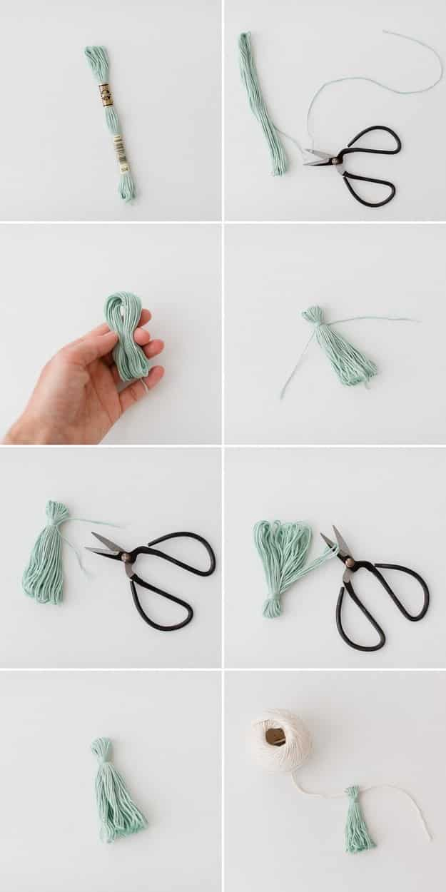 For all your tassel making needs.