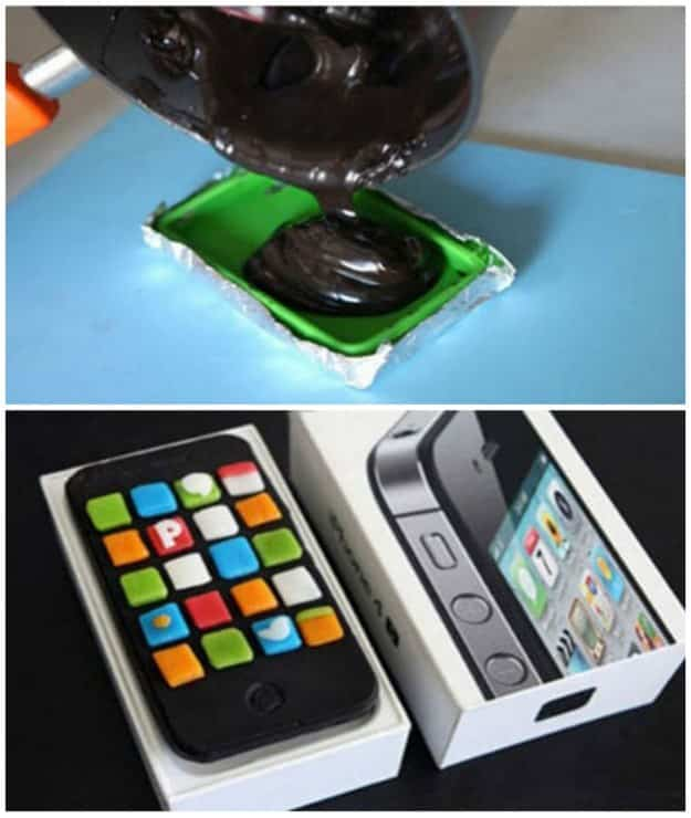 You can also tell your kid you bought them an iPhone.